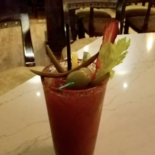 Delicious Bloody Mary